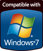 Comaptible with Windows 7