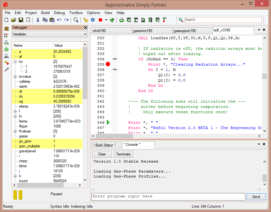 Fortran compiler for windows Online visual c compiler